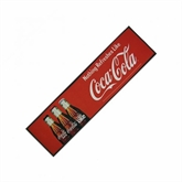 Coca-Cola Bar Runner XL, rød