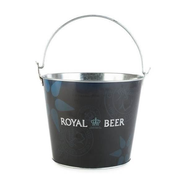 Royal Beer køler/isspand m/oplukker
