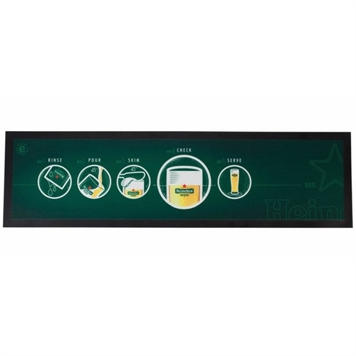 Heineken Bar Runner XL, Star Serve