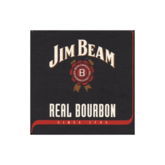 Jim Beam Black glasbrikker, 10 stk.