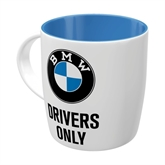 BMW kaffekrus, Drivers Only