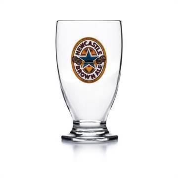 Newcastle Brown Ale stilkglas