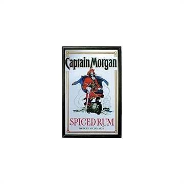 Captain Morgan barspejl