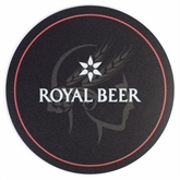 Royal Beer raflemåtte