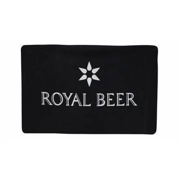 Royal Beer fleecetæppe, rulle