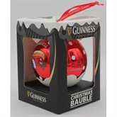 Guinness julekugle, Tucan Red design